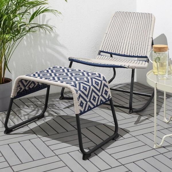 IKEA ÖVERALLT Footstool