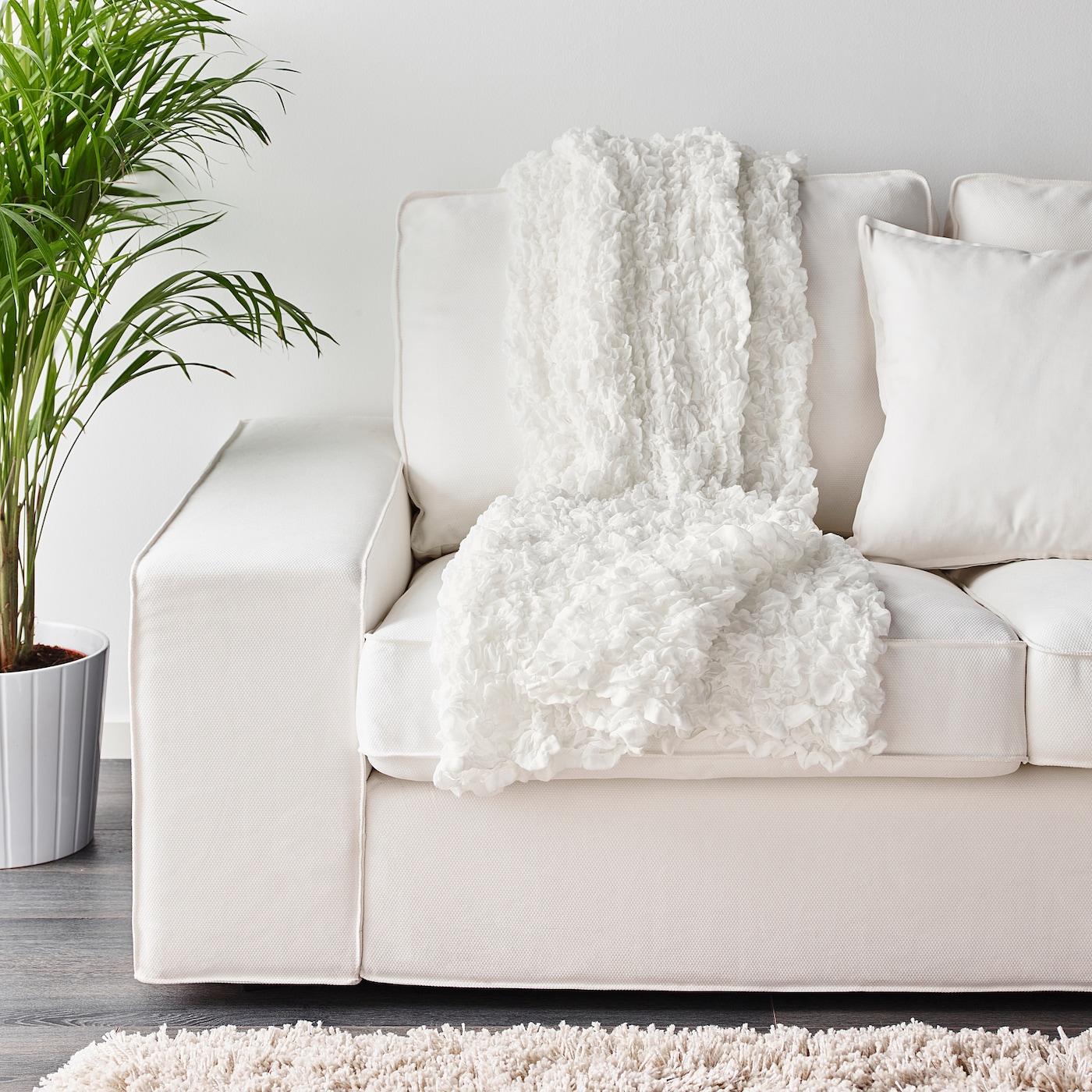 OFELIA white, Blanket IKEA