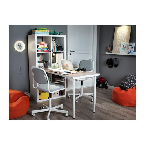 IKEA OLOV/LINNMON table