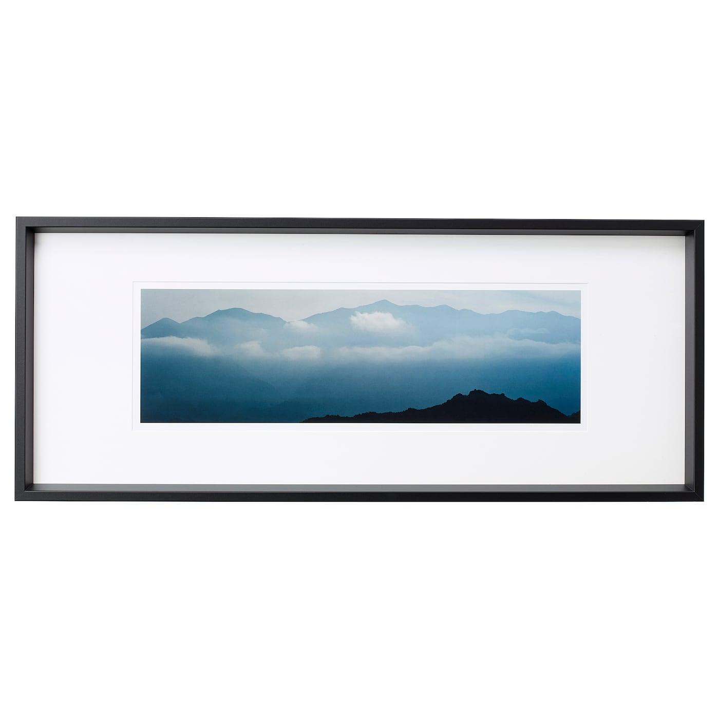 Olunda Picture Mountain View 94×38 5 Cm Ikea
