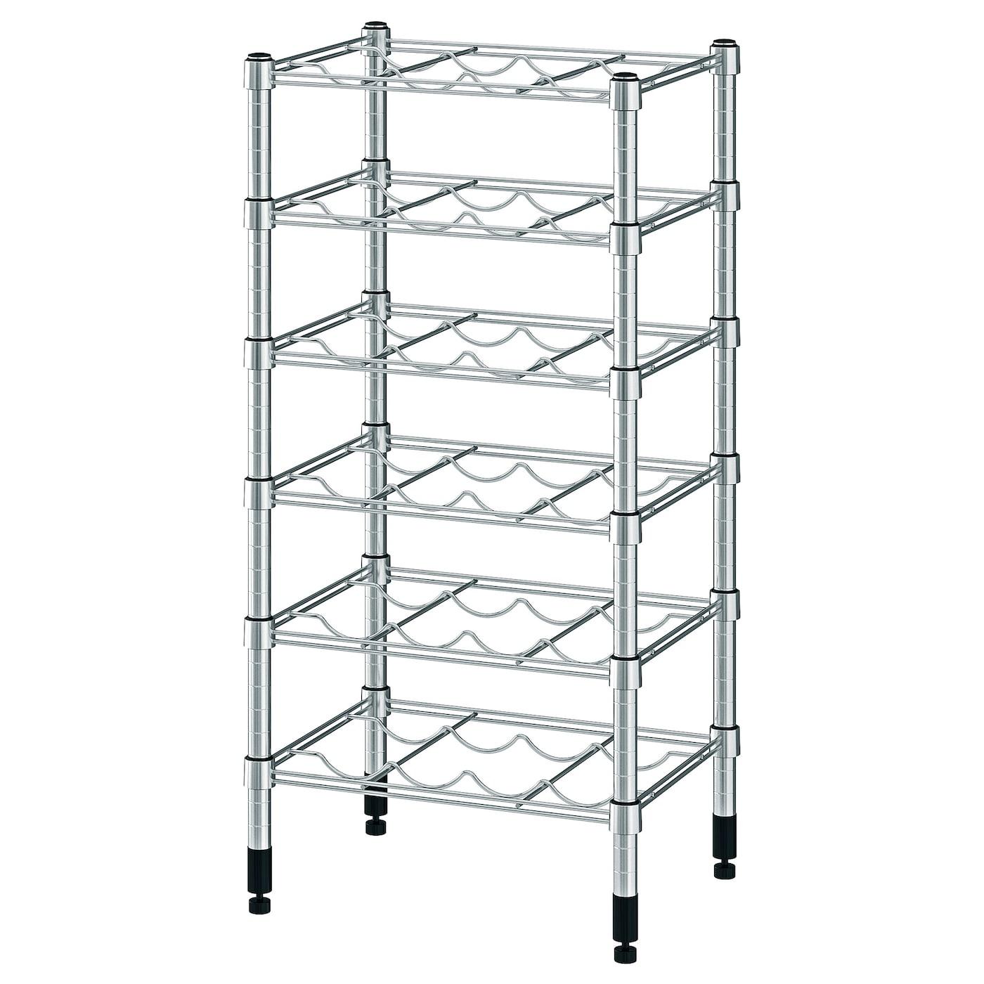 OMAR, Bottle shelf IKEA
