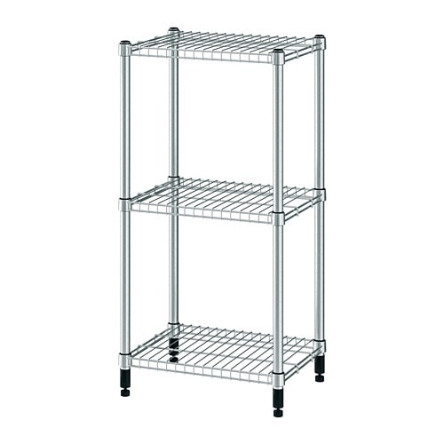 Ikea Omar Shelving Unit Easy To Emble No Tools Required
