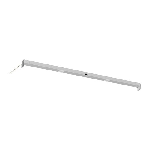 ikea omlopp led lighting strip for drawers adds a decorative finish to your kitchen ikea d10 lighting