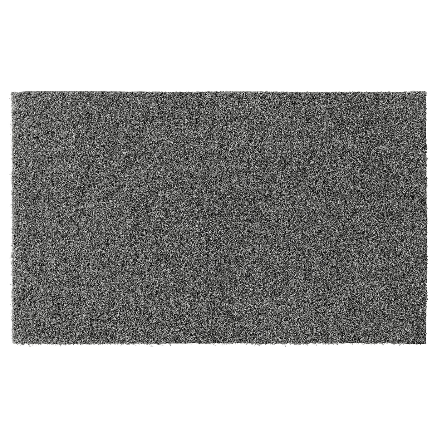 Oplev In Outdoor Grey Door Mat 50x80 Cm Ikea