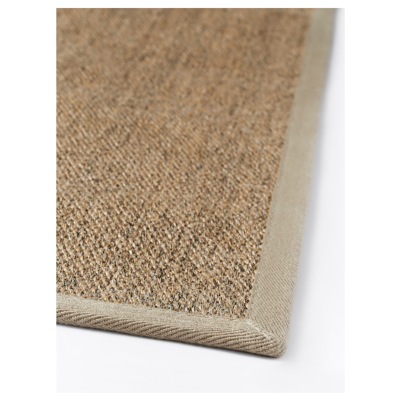 Osted rug flatwoven natural 80x140 cm ikea for Ikea rugs