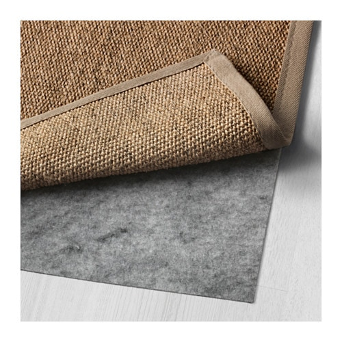OSTED Rug, flatwoven Natural 80×140 cm  IKEA