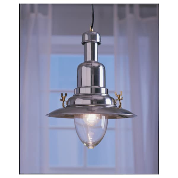 OTTAVA Pendant lamp, aluminium