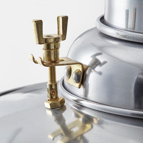 OTTAVA pendant lamp aluminium 60 W 30 cm 1 m 58 cm