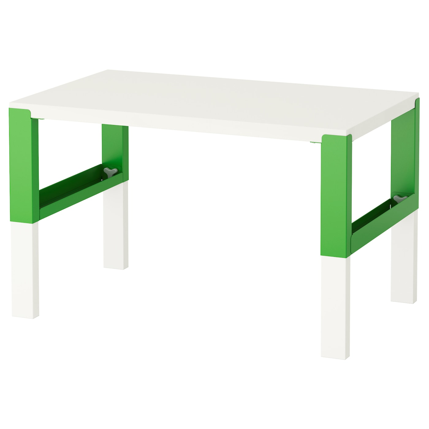 PHL Desk Whitegreen 96x58 cm IKEA