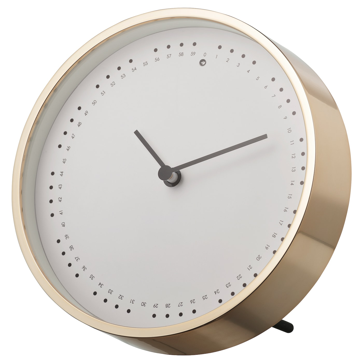 IKEA PANORERA clock No disturbing ticking sounds since the clock has a silent quartz movement.