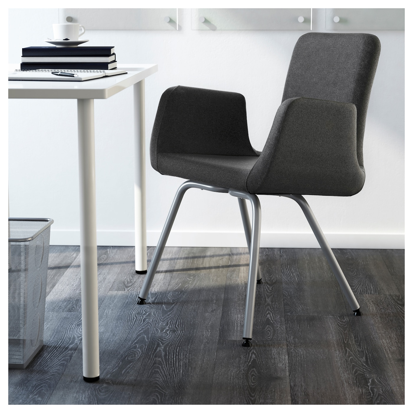 PATRIK Conference chair Ullevi dark grey IKEA : patrik conference chair ullevi dark grey0398892pe563062s5 Office Chair <strong>White IKEA</strong> from www.ikea.com size 2000 x 2000 jpeg 763kB