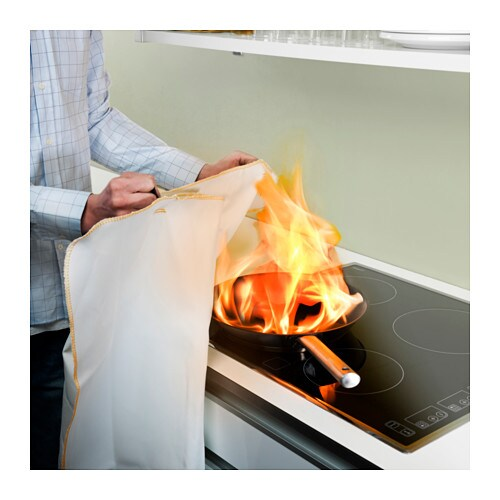 Recibidores Con Trones De Ikea ~ IKEA PATRULL fire blanket