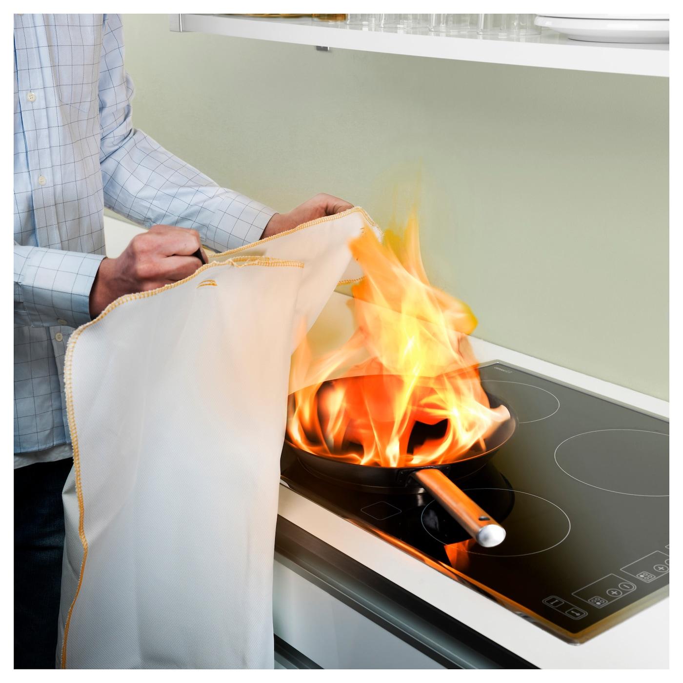 Ikea Domsjo Farmhouse Sink Installation ~ IKEA PATRULL fire blanket