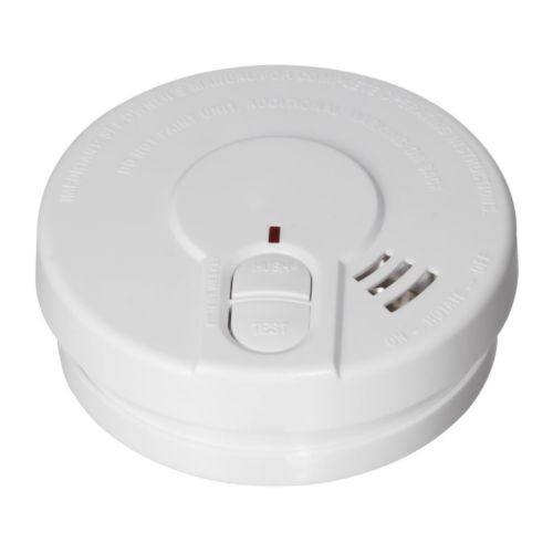 PATRULL Optical smoke alarm IKEA The smoke alarm emits a signal to let you know it is time to replace the battery.
