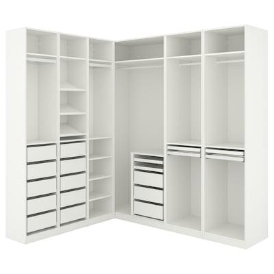 PAX Corner wardrobe, 211/213x236 cm