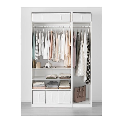 pax wardrobe white fardal high gloss light green. Black Bedroom Furniture Sets. Home Design Ideas