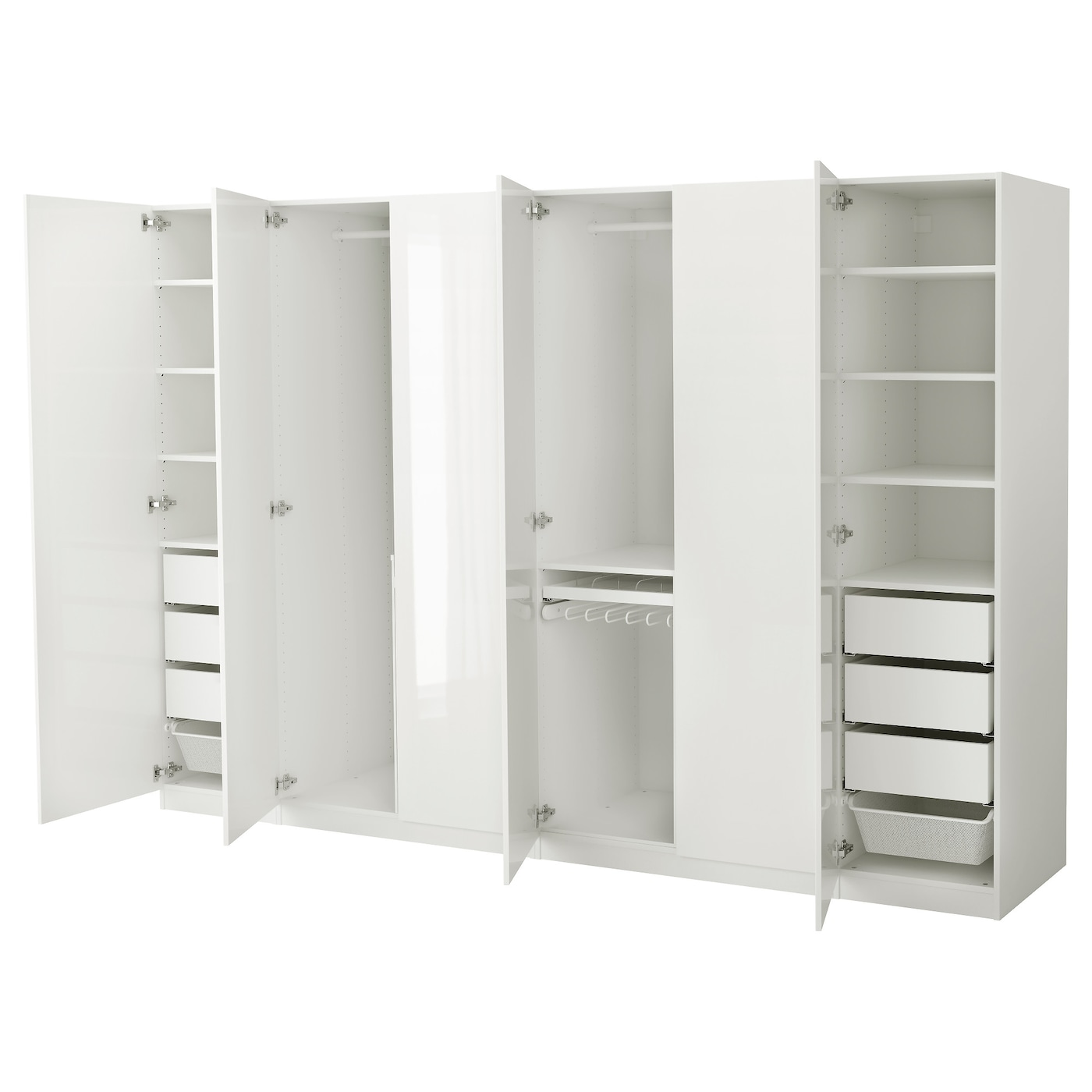 organizers ikea ideas full concept design closet for divider sliding cool of size wardrobe pax software systems doors room planner photos
