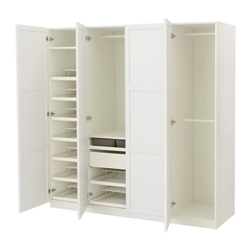 ikea white kitchen cabinets with Pax Wardrobe White Hemnes White Stain Spr 79127355 on Kitchen Island Ideas together with Tv Media Furniture also The Finished Pantry as well Ekby Alex Ikea also 564779609490594298.