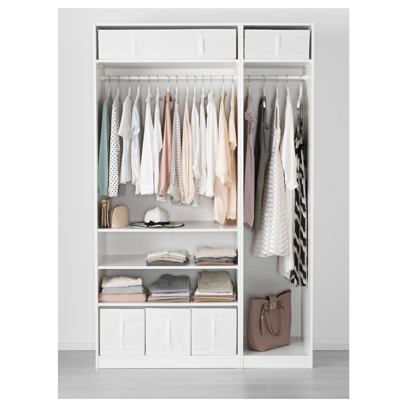 projects closet white ana drawers in organizer diy
