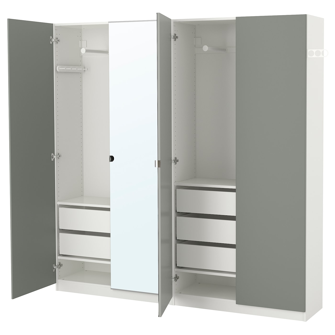 Attirant IKEA PAX Wardrobe 10 Year Guarantee. Read About The Terms In The Guarantee  Brochure.