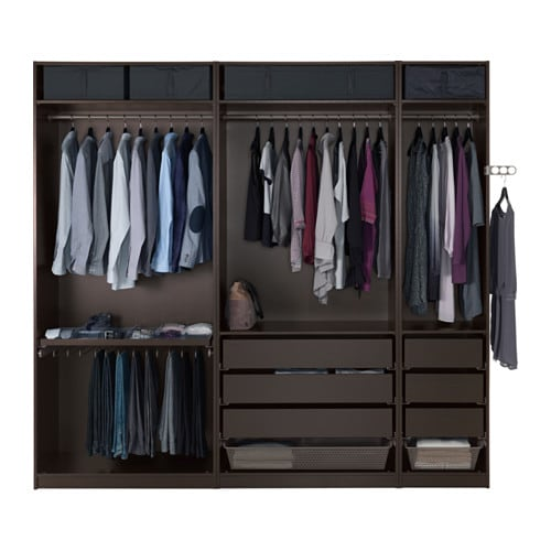images of open wardrobe 1