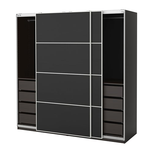 Ideas For Ikea Pax Wardrobe ~ Home  Bedroom  Wardrobes  PAX system PAX Wardrobes