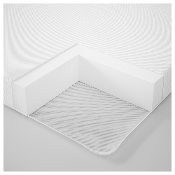 PELLEPLUTT Foam mattress for cot, 70x140x6 cm