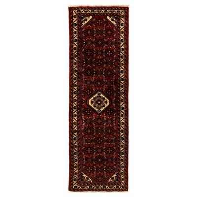 PERSISK HAMADAN Rug, low pile, handmade assorted patterns, 80x200 cm