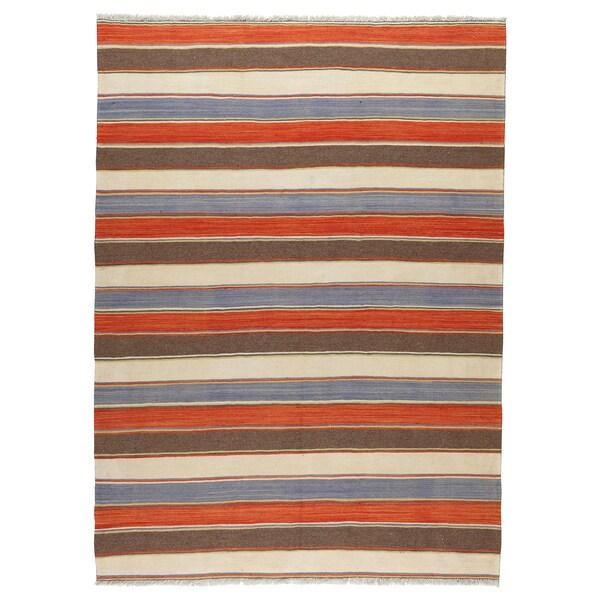 PERSISK KELIM GASHGAI rug, flatwoven handmade assorted patterns 250 cm 170 cm 4.25 m²