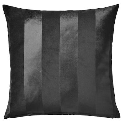 PIPRANKA Cushion cover, grey, 50x50 cm