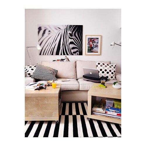 pj tteryd picture zebra 78x118 cm ikea. Black Bedroom Furniture Sets. Home Design Ideas