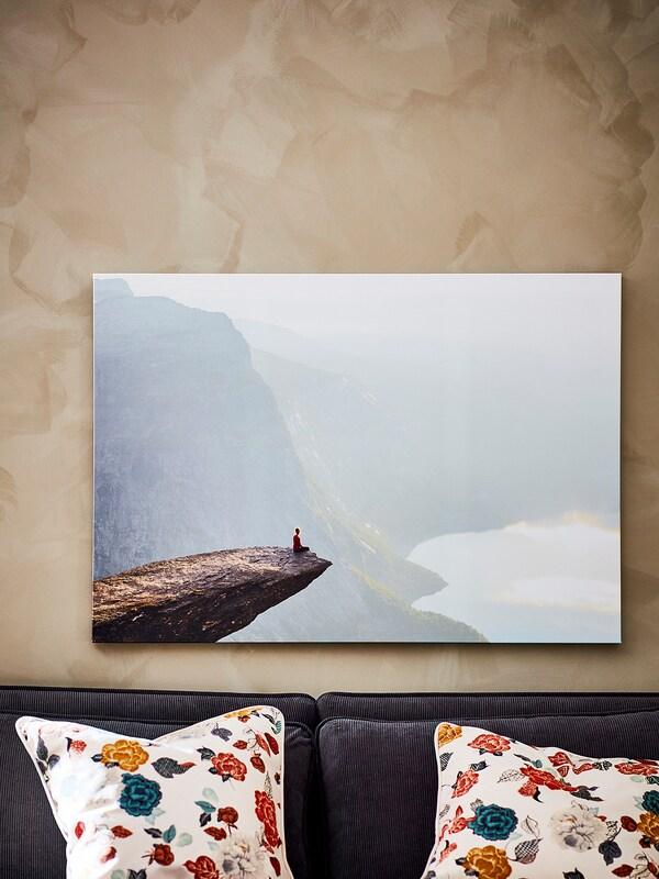 PJÄTTERYD Picture, Trolltunga, Norway, 100x70 cm