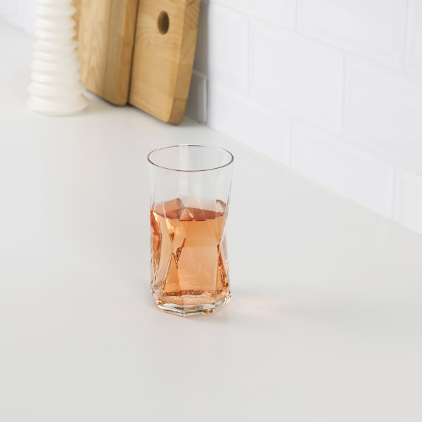 PLANERA Glass, clear glass, 45 cl
