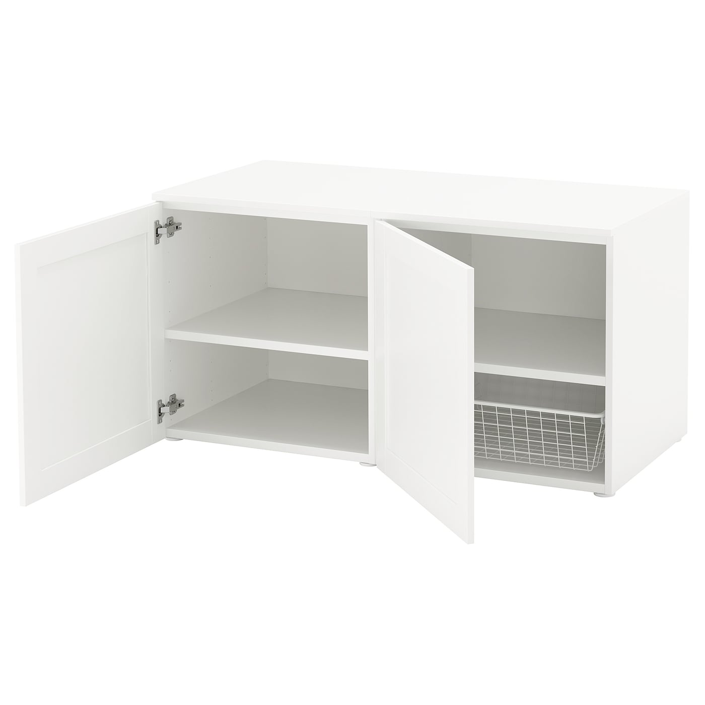 platsa storage bench white sannidal white 120 x 57 x 63 cm ikea. Black Bedroom Furniture Sets. Home Design Ideas