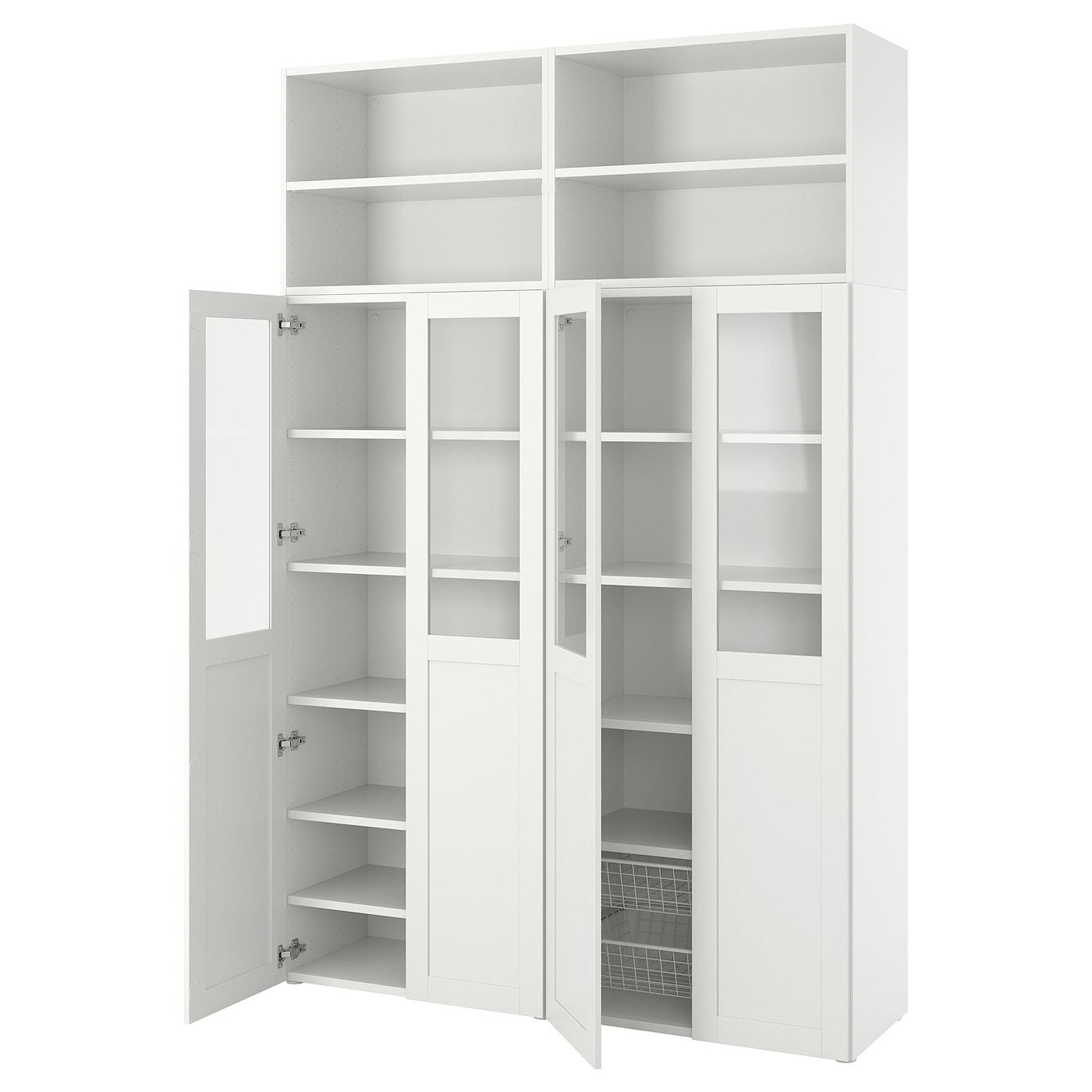 PLATSA Shelving Combinations IKEA
