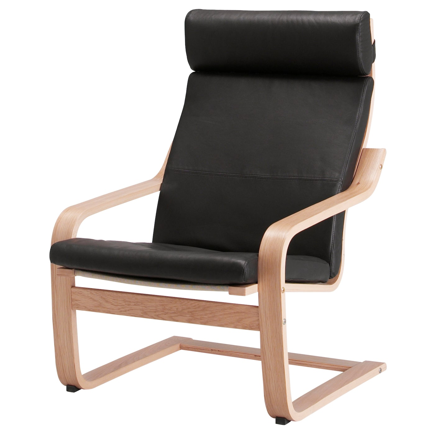 recliner that ensures chair curved comfortably products vindals stained the benches outdoor loungers art ikea chairs white you en brown reclining stools sit ie back