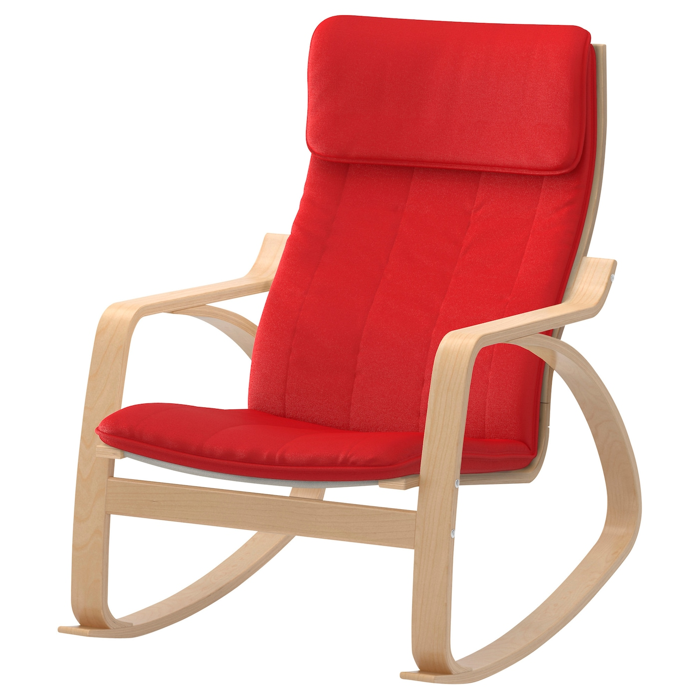 Ikea Lillberg Rocking Chair - Ikea po ng rocking chair the high back gives good support for your neck