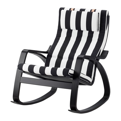 Beau IKEA POÄNG Rocking Chair The Cover Is Easy To Keep Clean As It Is Removable
