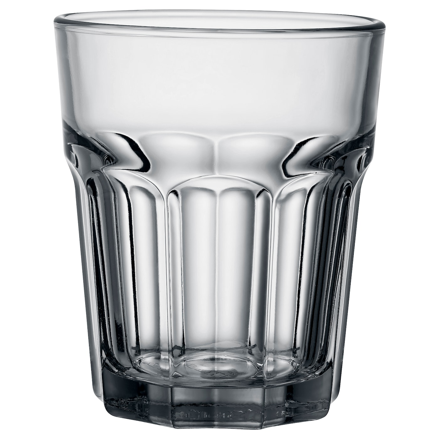 IKEA POKAL glass Also suitable for hot drinks.