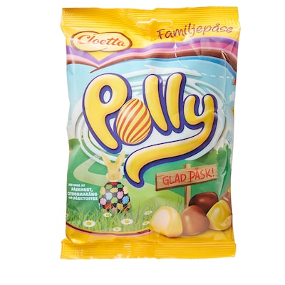 POLLY Chewy chocolate candy, easter, 300 g