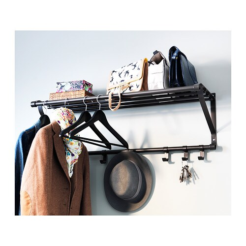 Ikea portis hat and coat rail immaculate condition ebay for Ikea coat and hat rack