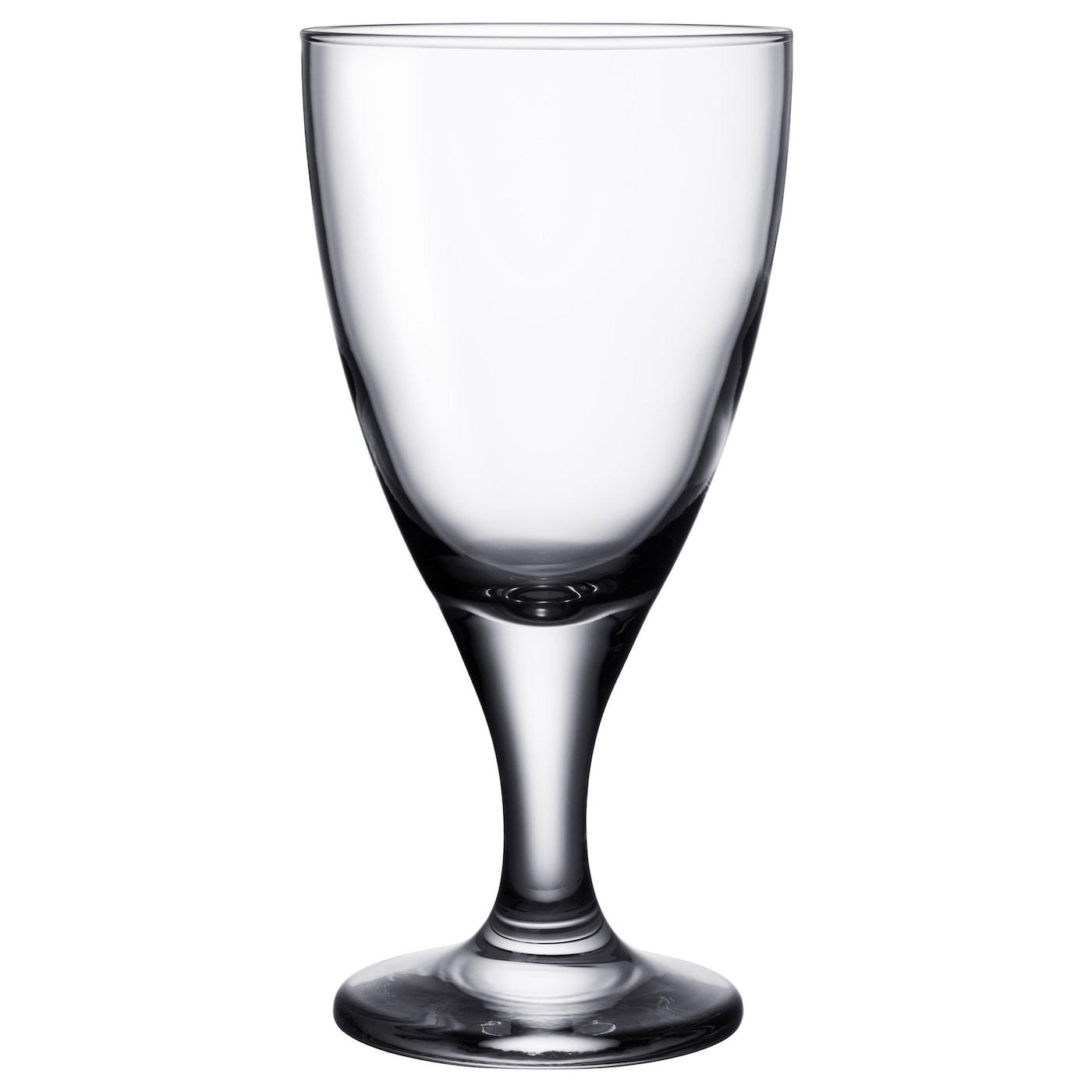 French Bistro Glasses