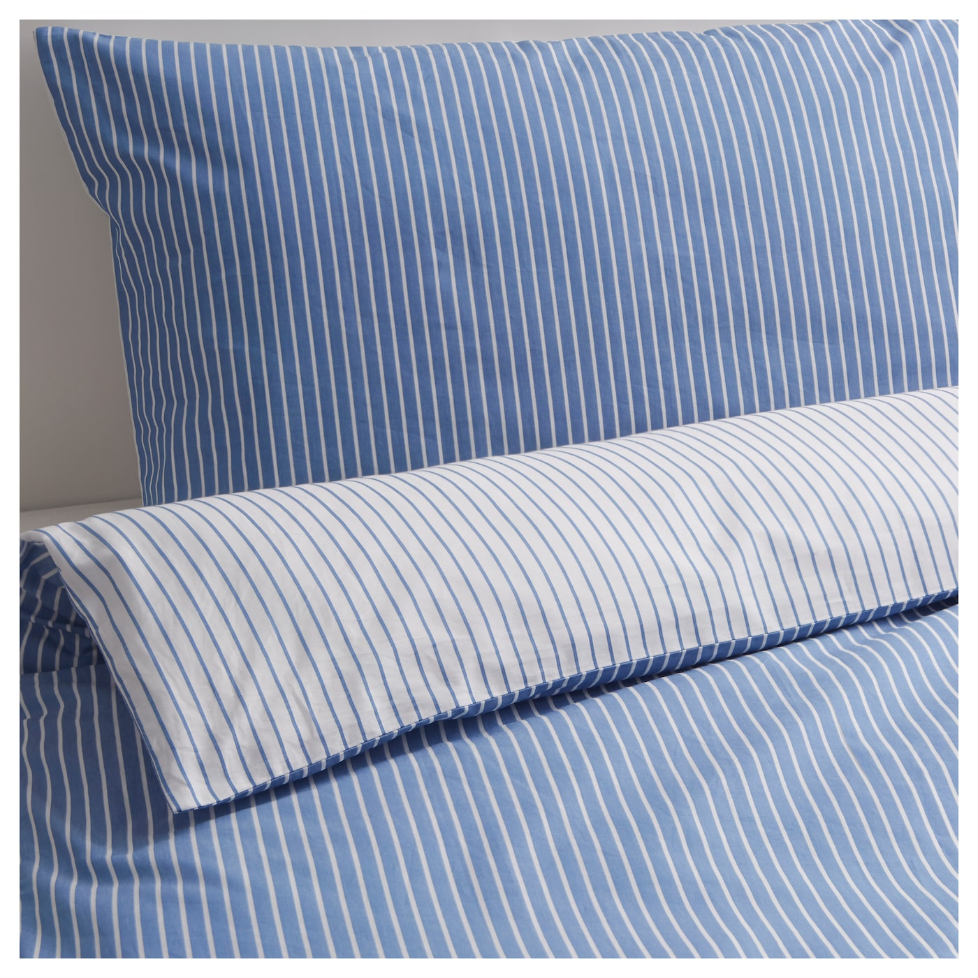 Ikea R Dnarv Quilt Cover And 4 Pillowcases The Zipper