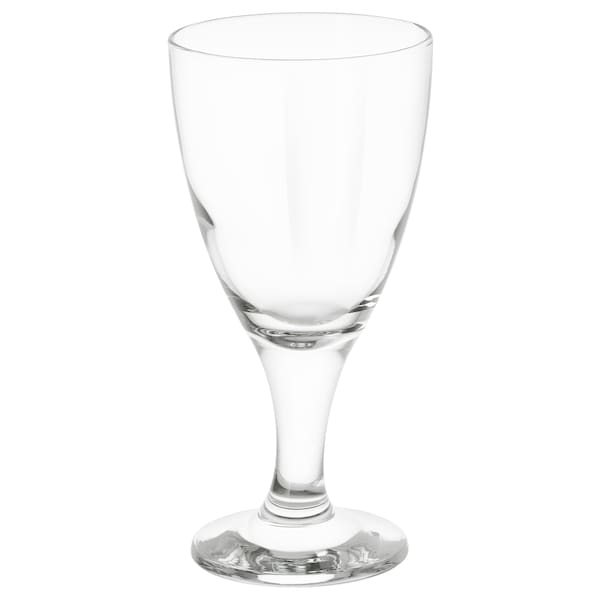 RÄTTVIK Red wine glass, clear glass, 35 cl
