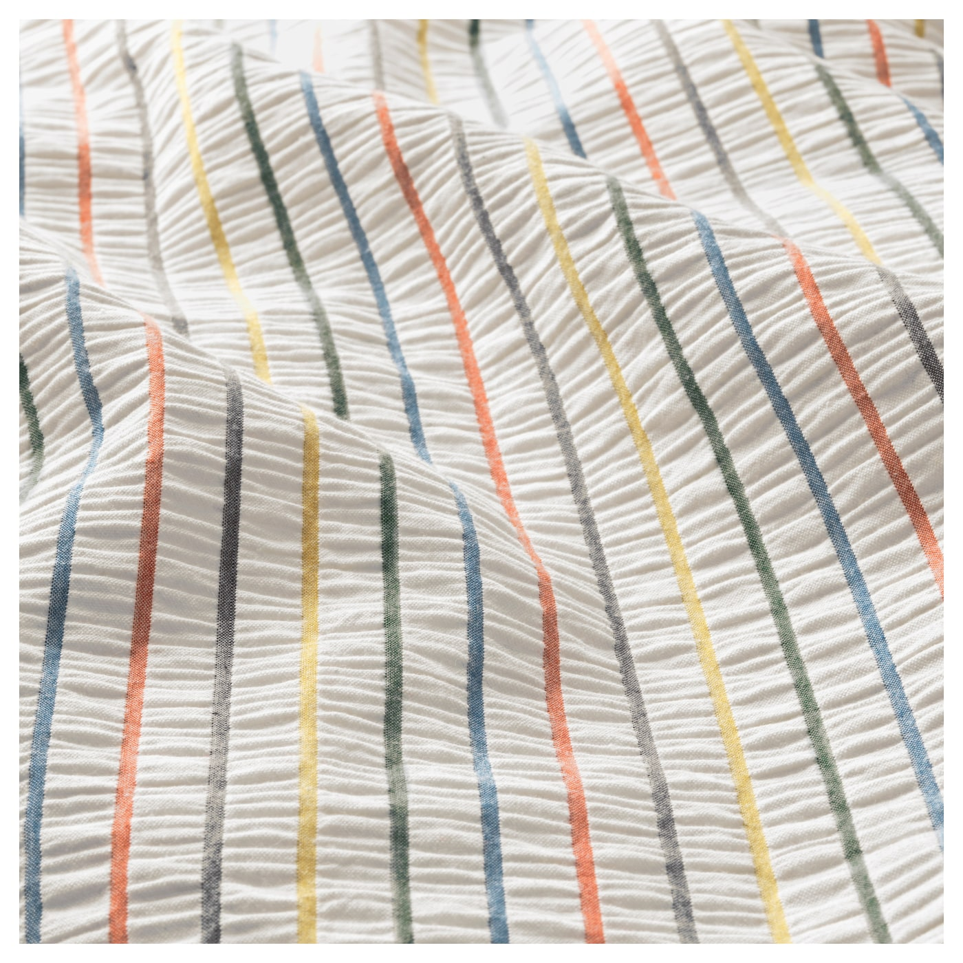 IKEA RAJGRÄS quilt cover and 4 pillowcases