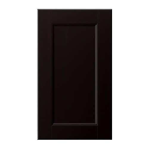 RAMSJÖ 2-p door f corner base cabinet set IKEA The door can be mounted to open from the left or right.