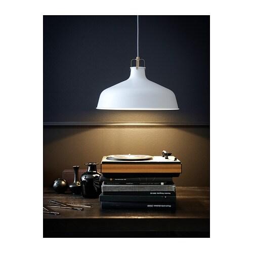 RANARP Pendant Lamp Off-white 38 Cm