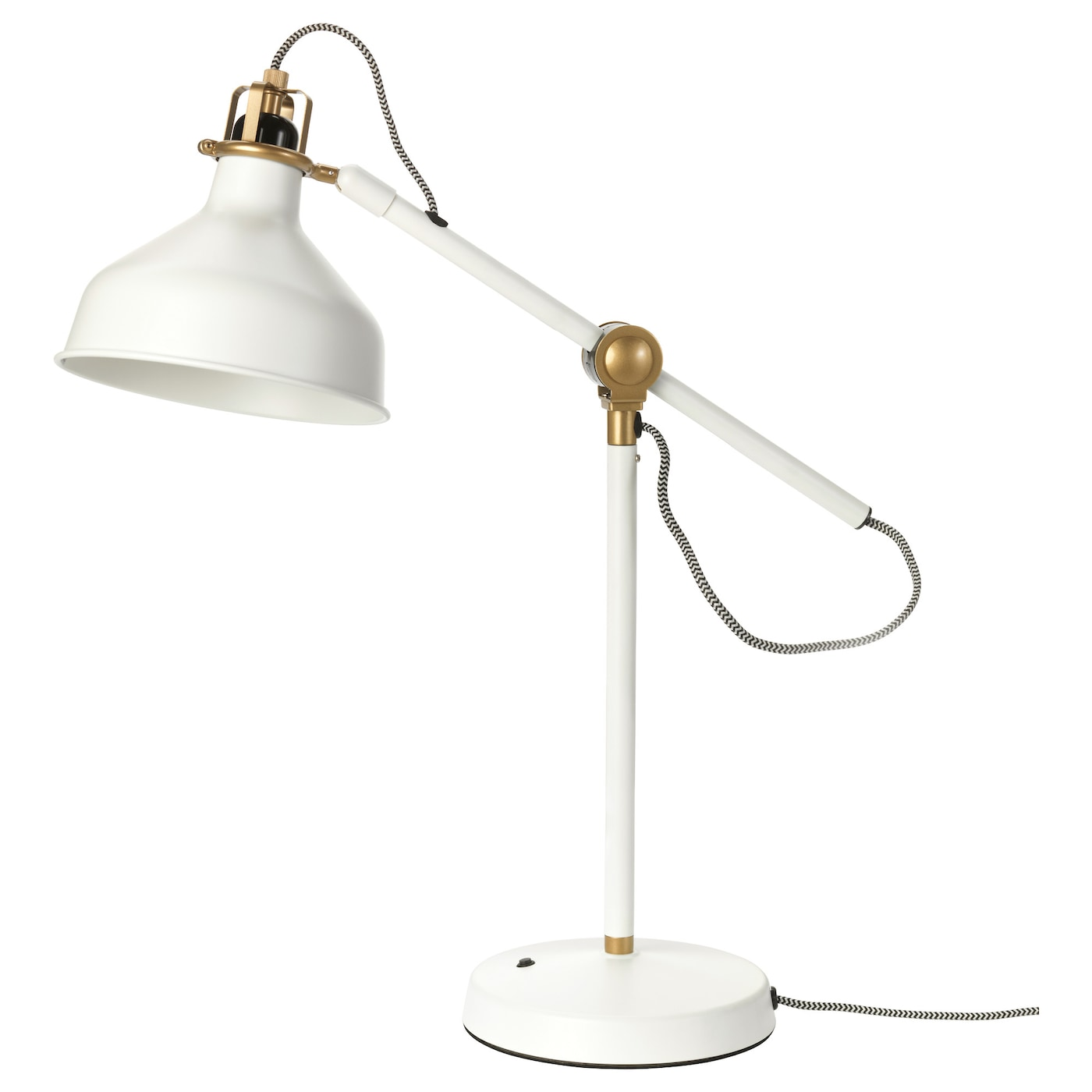 Lighting lamps led lighting lamps ikea ikea ranarp work lamp provides a directed light that is great for reading geotapseo Images