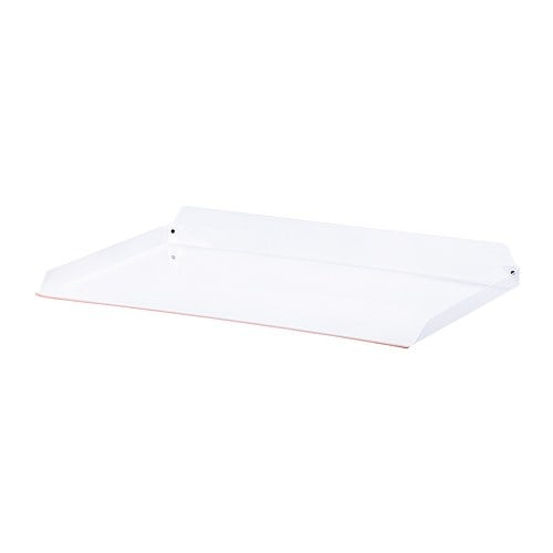 RATIONELL Leakage tray IKEA Transparent leakage tray alerts you of a leak so you can act before major damage occurs.