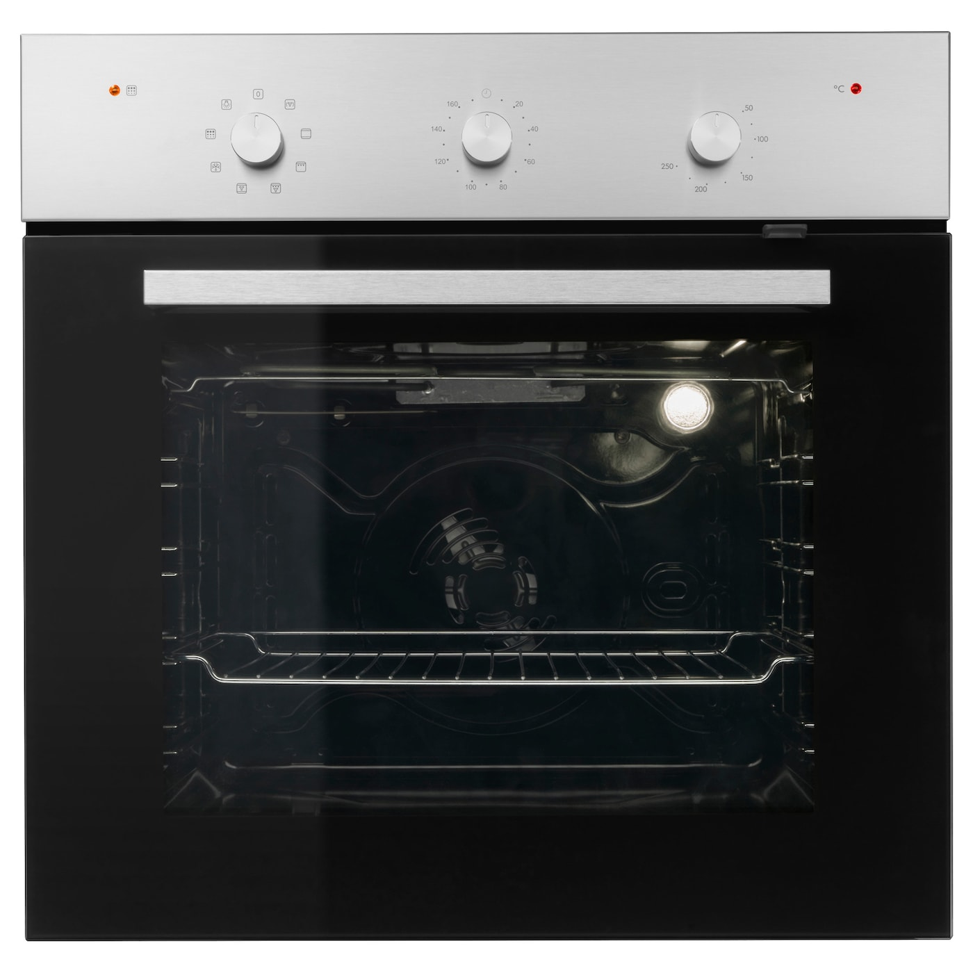 IKEA REALISTISK forced air oven w pyrolytic funct